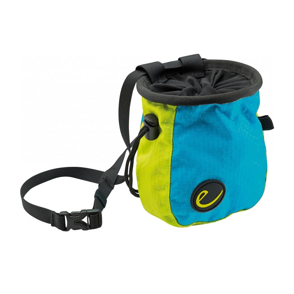 Edelrid Chalk Bag Cosmic Lady - Oasis/Icemint - New Zealand Climbing Equipment