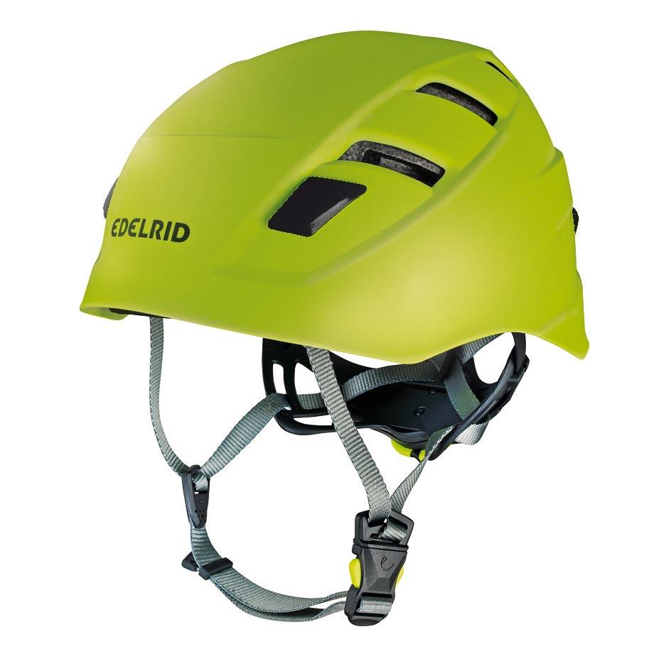Edelrid Zodiac Helmet - Green - Climbing Helmets NZ