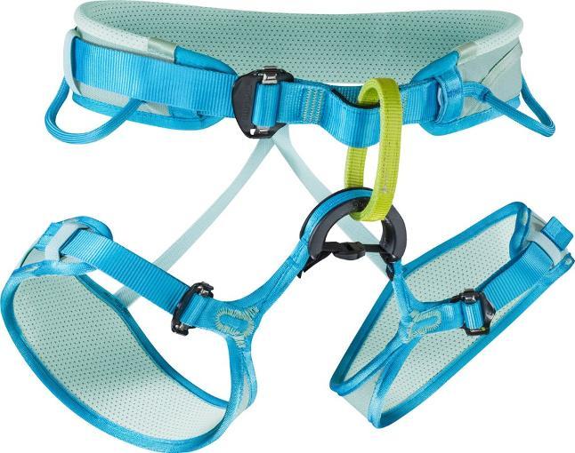 Edelrid Jayne 2 Women's Harness in ice blue