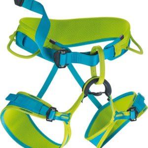 Edelrid Jayne 2 Women's harness in blue-green