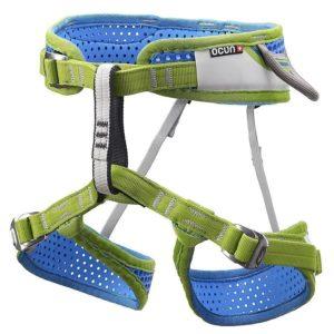 Ocun WeBee kids harness bluegreen