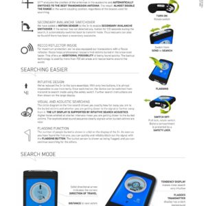 Ortovox 3+ Transceiver guide
