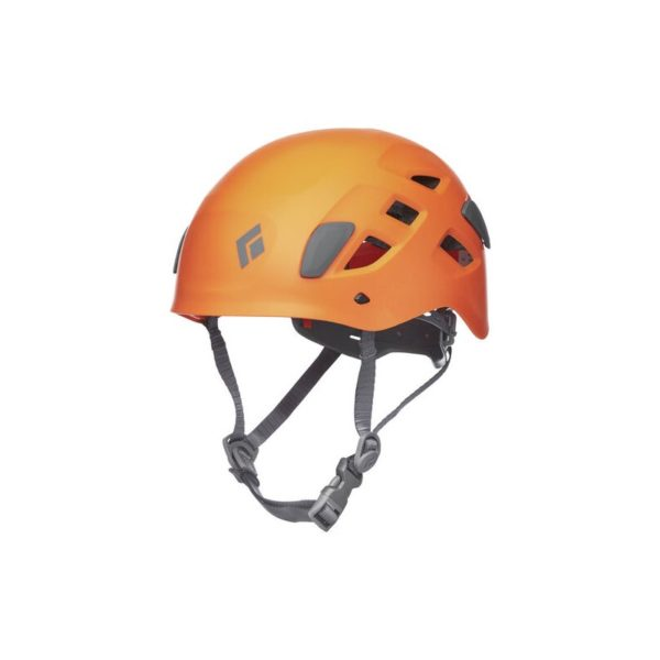 Black Diamond Half Dome Helmet in Orange