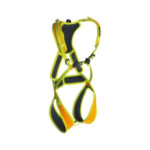 Edelrid Fraggle Kids Full body Harness in orange