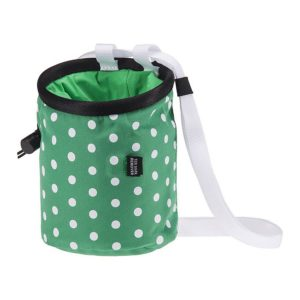 Edelrid Rocket Lady Chalk Bag in Dots