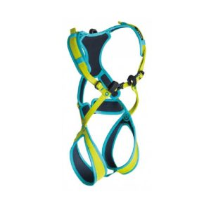 Edelrid Fraggle Kids Harness in green
