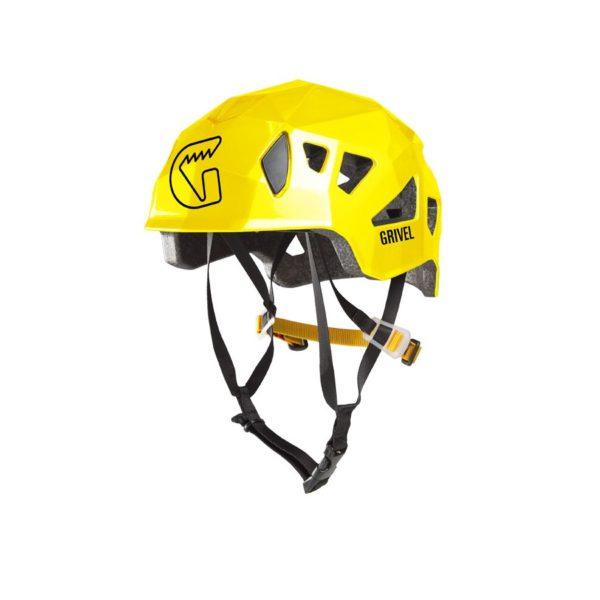 Grivel Stealth Helmet Yellow