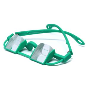 Le Pirate Belay Glasses, green