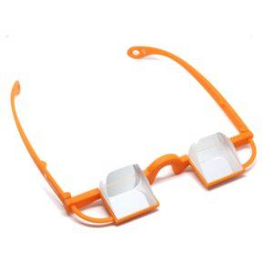 Le Pirate Belay Glasses orange