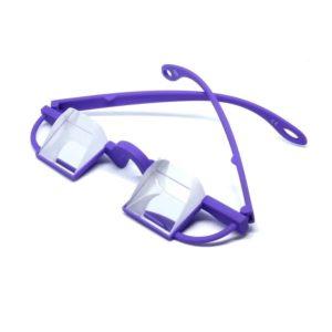 Le Pirate Belay Glasses, purple