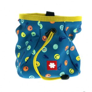 Ocun Lucky Chalk Bag in Blue biners