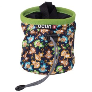 Ocun Lucky Kids Chalk Bag Monkeys