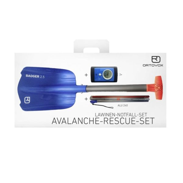 Ortovox 3+ Avalanche rescue set