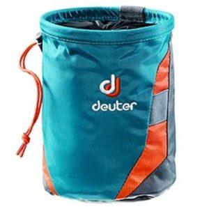 Deuter Gravity 1 L Chalk Bag Petrol-Granite