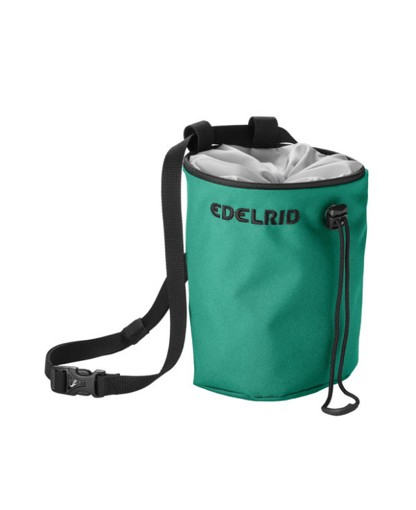 Edelrid Rodeo Pine-Green Chalk Bag