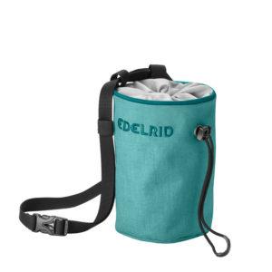 Edelrid Rodeo Teal-Green Chalk Bag